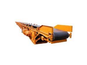 矿用胶带输送机